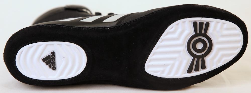 Adidas Combat Speed 5 painikengän kaksiosainen pohja